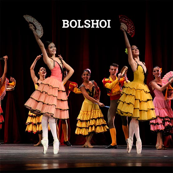 Case Bolshoi - TWO Digital